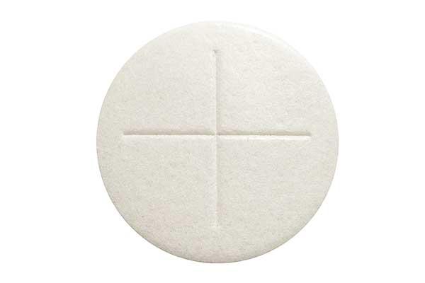 Large White Altar Breads V2